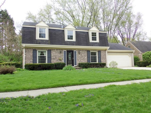 552 S Echo Lane, Palatine, IL 60067 (MLS #10392828) :: Berkshire Hathaway HomeServices Snyder Real Estate