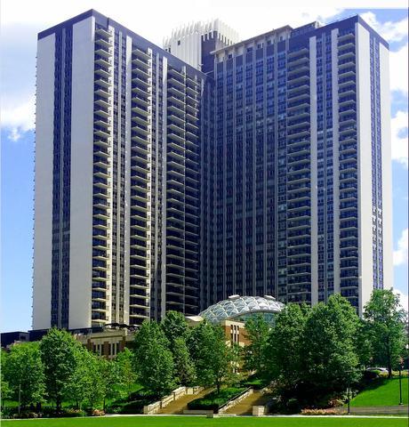 400 E Randolph Street #2124, Chicago, IL 60601 (MLS #10392847) :: Domain Realty