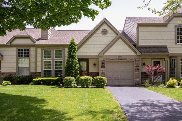 1293 Woodlake Drive, Carol Stream, IL 60188 (MLS #10392849) :: Ryan Dallas Real Estate