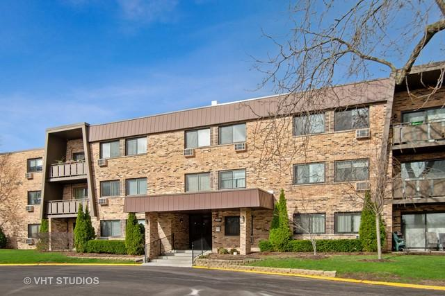 1205 E Hintz Road #106, Arlington Heights, IL 60004 (MLS #10392851) :: Berkshire Hathaway HomeServices Snyder Real Estate