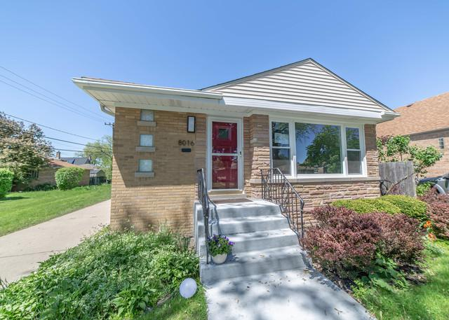 8016 N Odell Avenue, Niles, IL 60714 (MLS #10392871) :: Berkshire Hathaway HomeServices Snyder Real Estate