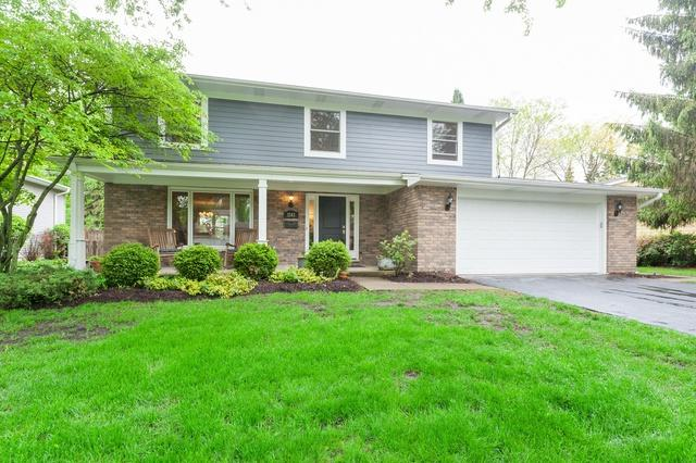 1143 Shari Lane, Libertyville, IL 60048 (MLS #10392878) :: Ryan Dallas Real Estate