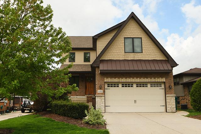 14414 Highland Avenue, Orland Park, IL 60462 (MLS #10392882) :: Baz Realty Network | Keller Williams Elite