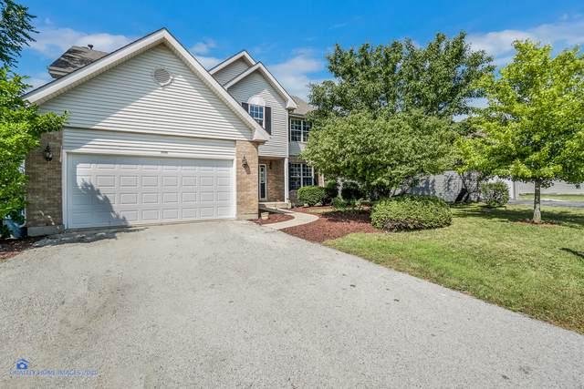 5698 W Roosevelt Street, Monee, IL 60449 (MLS #10392917) :: Berkshire Hathaway HomeServices Snyder Real Estate