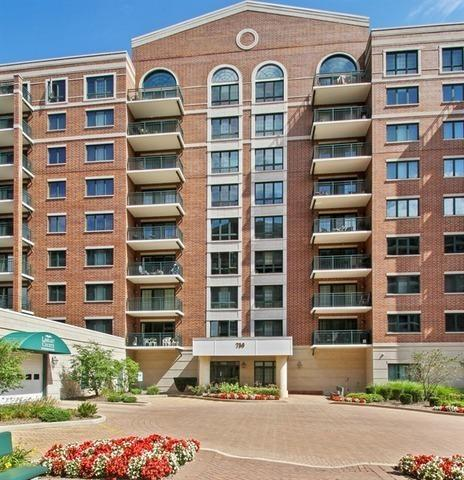 750 Pearson Street #210, Des Plaines, IL 60016 (MLS #10392934) :: Berkshire Hathaway HomeServices Snyder Real Estate