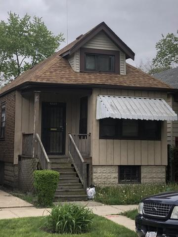 6809 S Claremont Avenue, Chicago, IL 60629 (MLS #10392938) :: Berkshire Hathaway HomeServices Snyder Real Estate