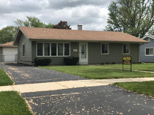 17421 71st Court, Tinley Park, IL 60477 (MLS #10392941) :: Berkshire Hathaway HomeServices Snyder Real Estate