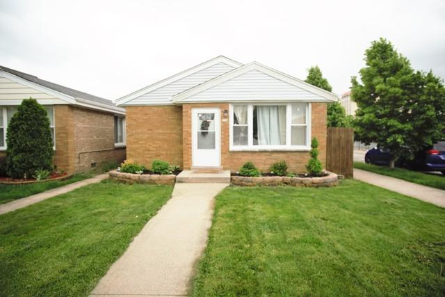 7259 S Christiana Avenue, Chicago, IL 60629 (MLS #10392944) :: Berkshire Hathaway HomeServices Snyder Real Estate