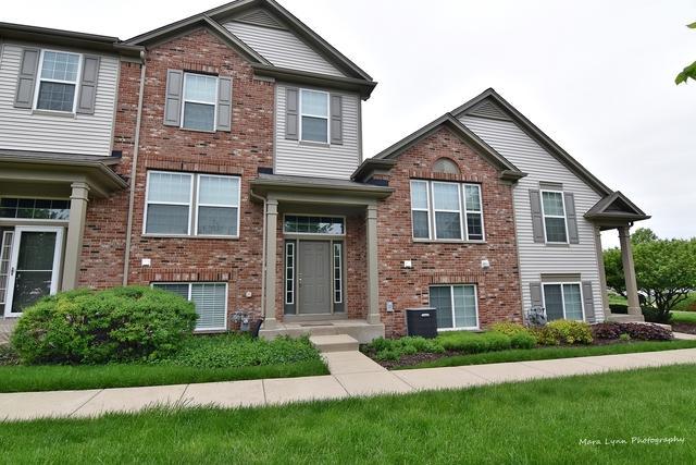 444 Valentine Way, Oswego, IL 60543 (MLS #10392950) :: Berkshire Hathaway HomeServices Snyder Real Estate