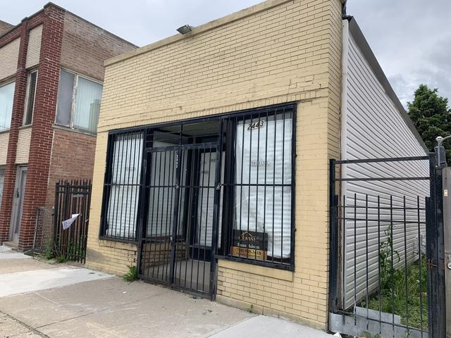 2443 71st Street, Chicago, IL 60629 (MLS #10392976) :: Berkshire Hathaway HomeServices Snyder Real Estate