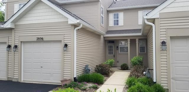2806 Vernal Lane #2806, Naperville, IL 60564 (MLS #10392977) :: Touchstone Group
