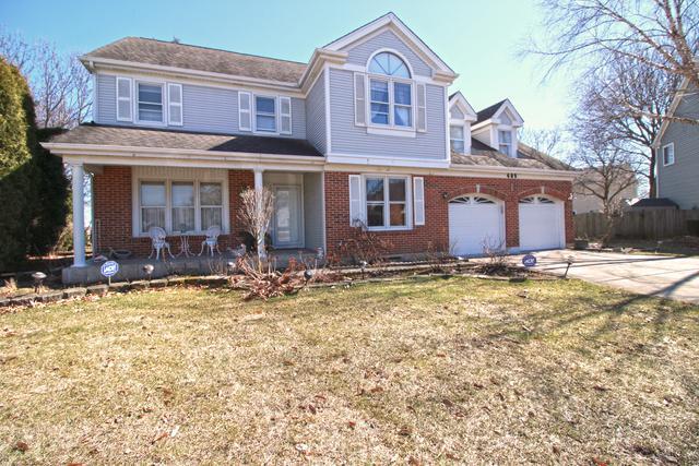 409 English Oak Terrace, Buffalo Grove, IL 60089 (MLS #10393009) :: The Dena Furlow Team - Keller Williams Realty