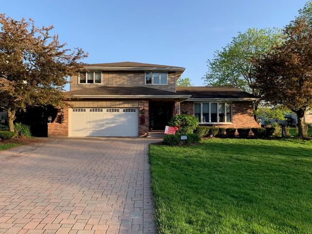 14011 W Dublin Drive, Homer Glen, IL 60491 (MLS #10393016) :: Berkshire Hathaway HomeServices Snyder Real Estate