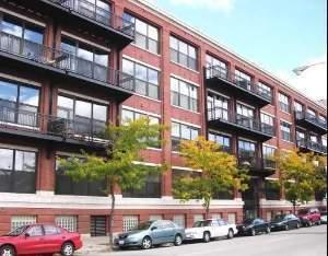 1040 W Adams Street #241, Chicago, IL 60607 (MLS #10393018) :: Domain Realty