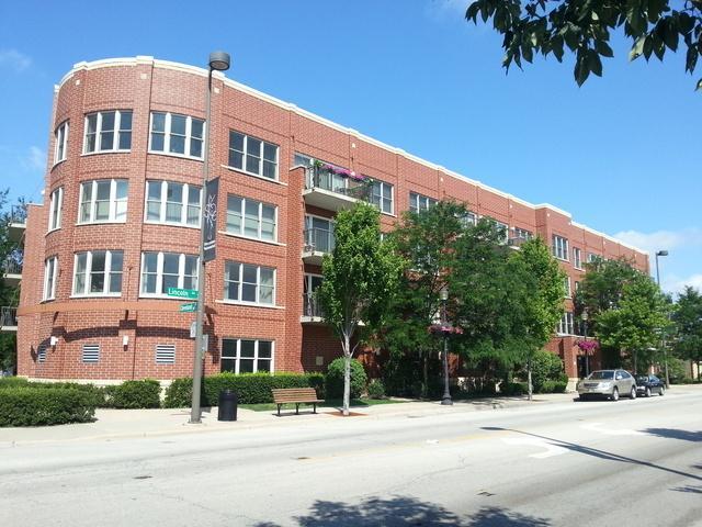 8200 N Lincoln Avenue P7, Skokie, IL 60077 (MLS #10393027) :: Ani Real Estate