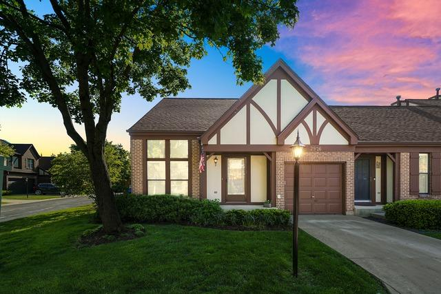 2926 Ashton Court, Westchester, IL 60154 (MLS #10393052) :: Berkshire Hathaway HomeServices Snyder Real Estate