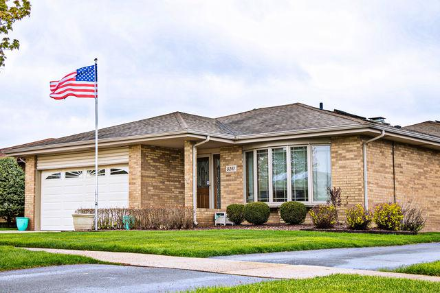 5241 W 121st Street, Alsip, IL 60803 (MLS #10393057) :: The Dena Furlow Team - Keller Williams Realty