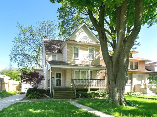 10943 S Homewood Avenue, Chicago, IL 60643 (MLS #10393068) :: The Dena Furlow Team - Keller Williams Realty