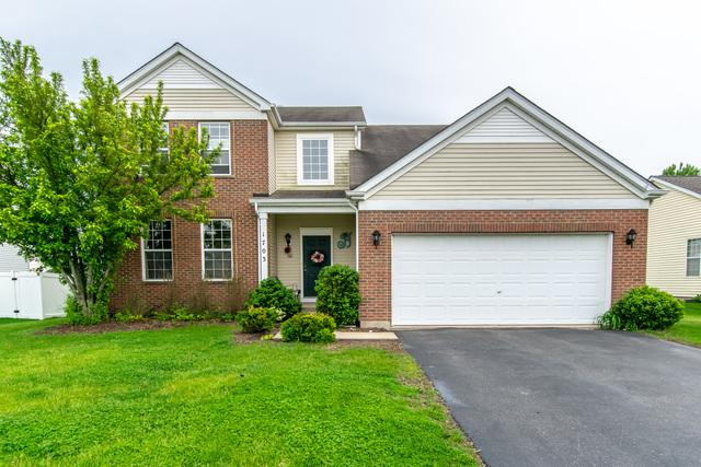 1703 Auburn Lakes Drive, Shorewood, IL 60404 (MLS #10393089) :: The Dena Furlow Team - Keller Williams Realty