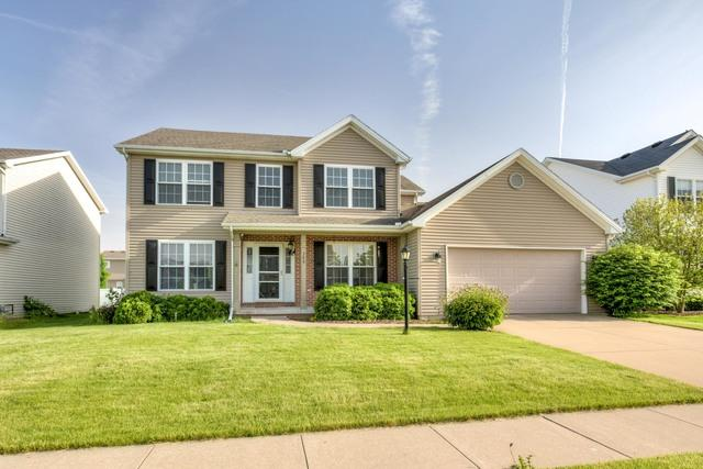 303 Dropseed Drive, Savoy, IL 61874 (MLS #10393103) :: Ani Real Estate
