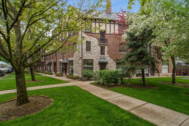 160 Green Bay Road F, Winnetka, IL 60093 (MLS #10393123) :: John Lyons Real Estate
