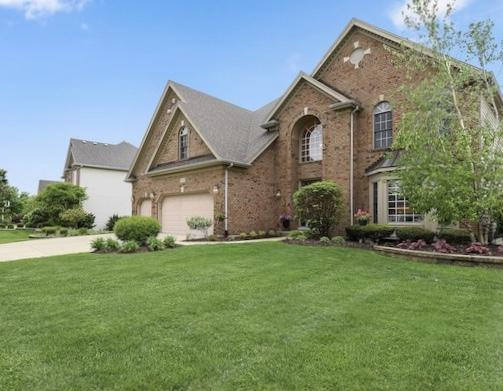 3616 Kerriell Court, Naperville, IL 60564 (MLS #10393133) :: Ani Real Estate