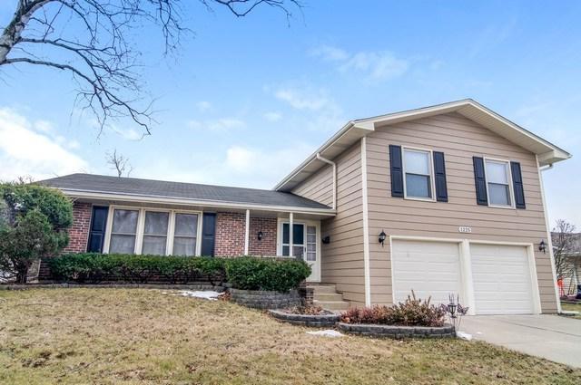 1225 Newcastle Lane, Hoffman Estates, IL 60169 (MLS #10393141) :: Berkshire Hathaway HomeServices Snyder Real Estate