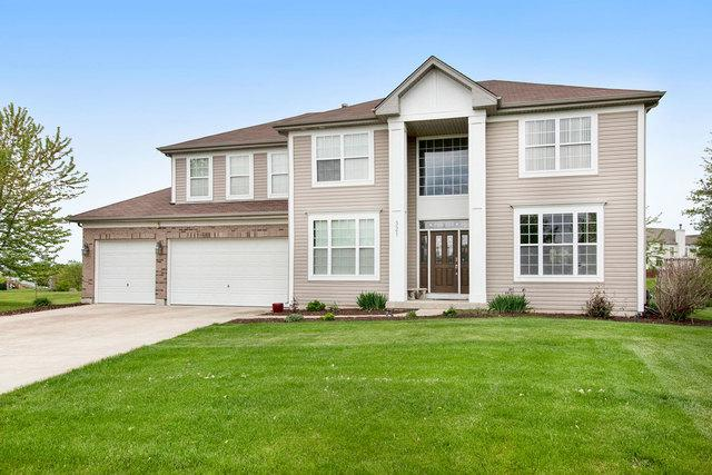 321 Drayton Court, Yorkville, IL 60560 (MLS #10393231) :: Berkshire Hathaway HomeServices Snyder Real Estate