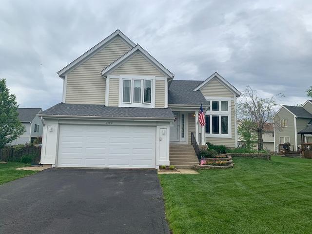 1475 Beaumont Circle, Bartlett, IL 60103 (MLS #10393264) :: Ani Real Estate