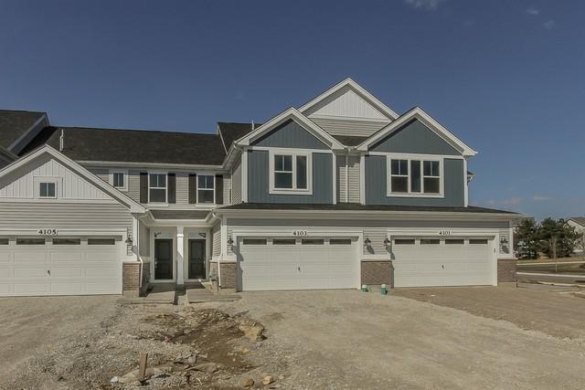 4103 Winslow Lot #10.03 Court, Aurora, IL 60504 (MLS #10393296) :: Ani Real Estate