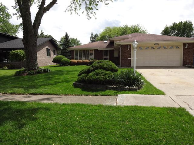 8117 Valley Drive, Palos Hills, IL 60465 (MLS #10393334) :: Jacqui Miller Homes