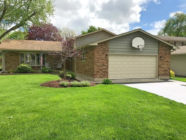 309 Sherwood Drive, Cary, IL 60013 (MLS #10393358) :: Jacqui Miller Homes