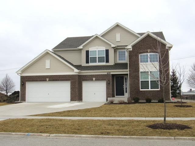 916 Marion Drive, Shorewood, IL 60404 (MLS #10393462) :: Touchstone Group