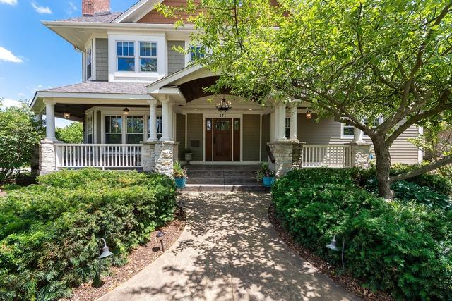 871 Smith Street, Glen Ellyn, IL 60137 (MLS #10394256) :: Property Consultants Realty