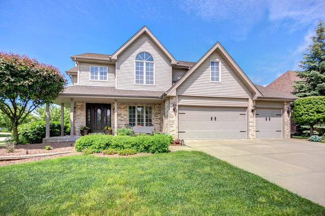 18236 Clear Creek Crossing, Orland Park, IL 60467 (MLS #10394345) :: Berkshire Hathaway HomeServices Snyder Real Estate