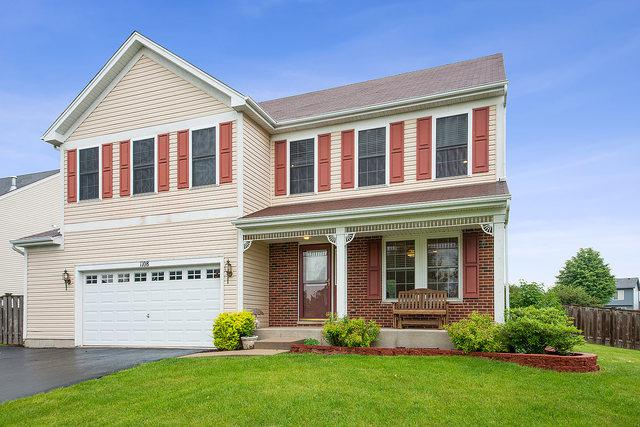 1108 Foxview Drive, Joliet, IL 60431 (MLS #10395235) :: Angela Walker Homes Real Estate Group