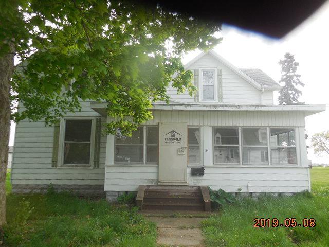 101 Harrison Street, Stanford, IL 61774 (MLS #10395650) :: Angela Walker Homes Real Estate Group