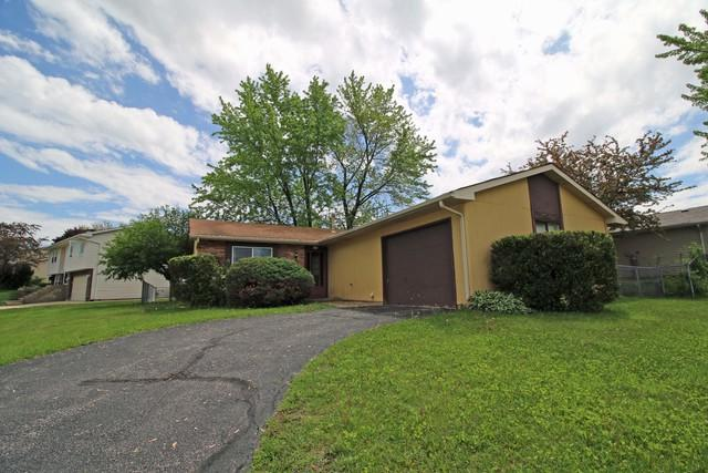 1763 Newport Street, Glendale Heights, IL 60139 (MLS #10396095) :: Berkshire Hathaway HomeServices Snyder Real Estate