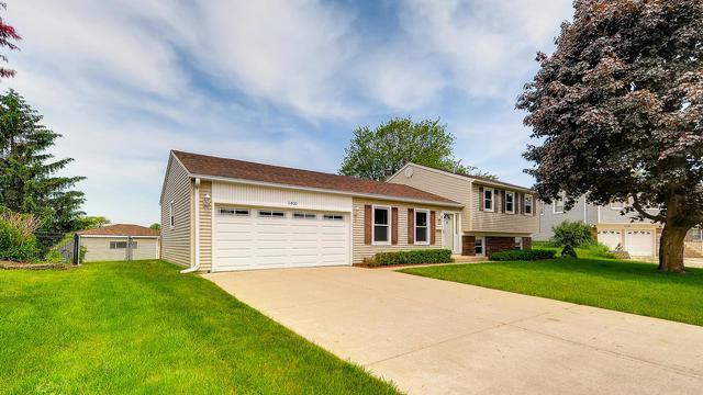1400 Amherst Drive, Schaumburg, IL 60194 (MLS #10397096) :: Angela Walker Homes Real Estate Group