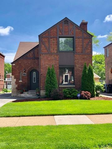 9155 S Oakley Avenue, Chicago, IL 60643 (MLS #10397658) :: John Lyons Real Estate