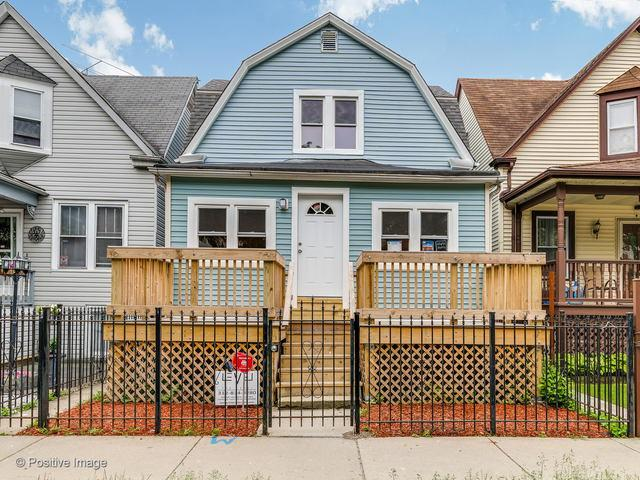 4327 W Mclean Avenue, Chicago, IL 60639 (MLS #10397910) :: The Perotti Group | Compass Real Estate