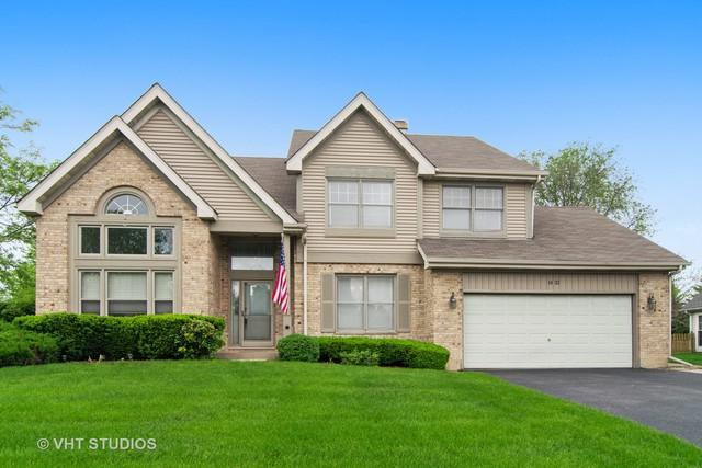 1432 Steeplechase Road, Bartlett, IL 60103 (MLS #10397950) :: The Perotti Group | Compass Real Estate
