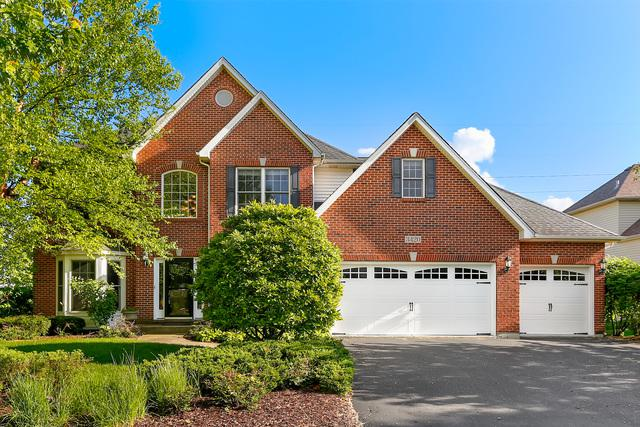 3420 Lapp Lane, Naperville, IL 60564 (MLS #10398529) :: The Perotti Group | Compass Real Estate