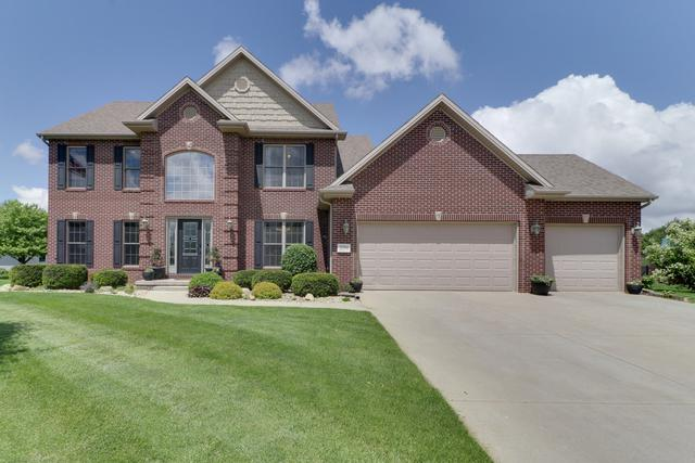 2702 Vrooman Court, Bloomington, IL 61704 (MLS #10398949) :: BNRealty
