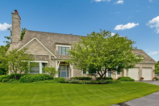 578 Greenway Drive, Lake Forest, IL 60045 (MLS #10399023) :: Berkshire Hathaway HomeServices Snyder Real Estate