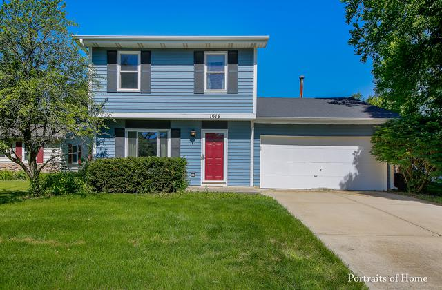 1615 Cumberland Road, Aurora, IL 60504 (MLS #10399201) :: The Perotti Group   Compass Real Estate