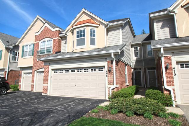468 Pine Lake Circle, Vernon Hills, IL 60061 (MLS #10399548) :: Angela Walker Homes Real Estate Group