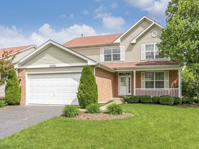 24206 Apple Tree Lane, Plainfield, IL 60585 (MLS #10399811) :: The Wexler Group at Keller Williams Preferred Realty