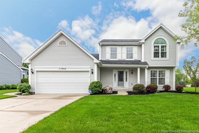 17942 W Elsbury Street, Gurnee, IL 60031 (MLS #10399870) :: Angela Walker Homes Real Estate Group