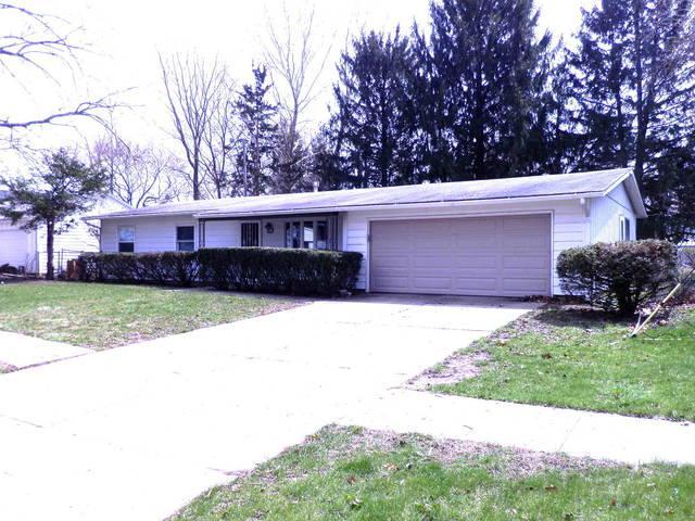2417 Sheridan Drive, Champaign, IL 61821 (MLS #10400005) :: Ryan Dallas Real Estate